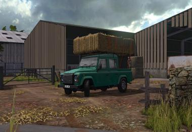 LAND ROVER DEFENDER 110 v1.0