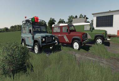 Land Rover Defender Pack v1.0