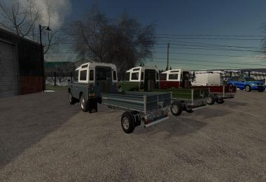 Land Rover Trailer v1.0