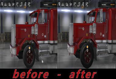 Large Tires mod v1.0