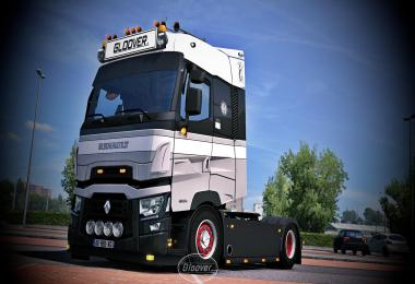 Light Improvements & Lowered Chassis Renault T v1.4