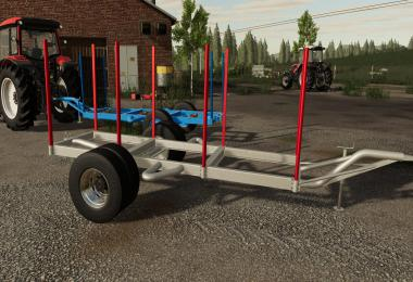 Lizard Small Wood Trailer v1.0.0.0
