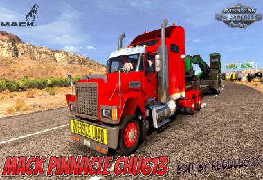 Mack Pinnacle CHU613 v1.28 fix Edit by ReddLeggs 1.36.x