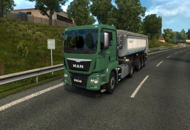MAN TGS EURO 6 Fixed 1.35+