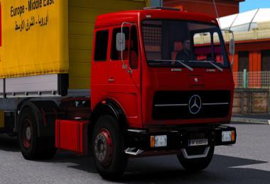 Mercedes 1632 NG OM404 V12 Sound 1.35.x