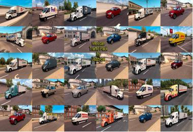 Mexican Traffic Pack by Jazzycat v2.0