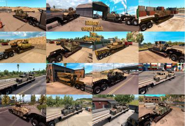 Military Cargo Pack by Jazzycat v1.3