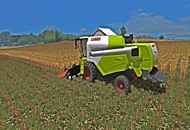 MR Claas Tucano 330 v1.0
