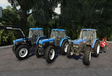 New Holland / Ford 40 series v1.0.0.0