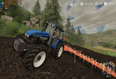 New Holland TS Series v1.0