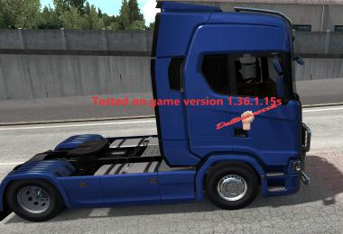 Next Generation Scania R&S Series for v1.1