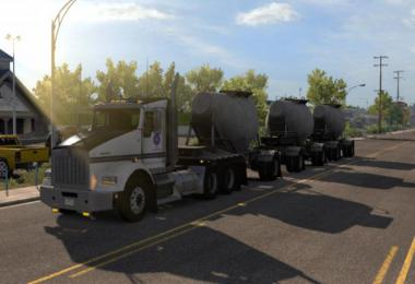 Ownable SCS Dry Bulk Trailers v1.5 1.36.x