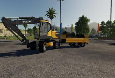 Pack excavator Volvo v1.4.0.0
