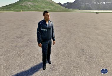Placeable Security Man 19 v1.0