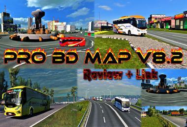 Pro BD Map v8.2 1.35