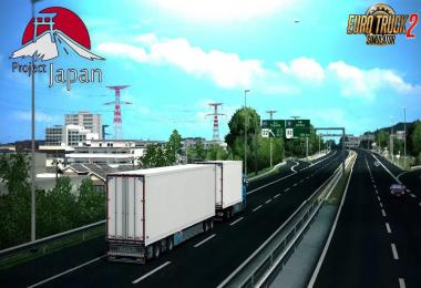Project Japan - Japan re-created in 1:19 v0.3