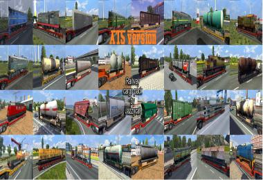 Railway cargo pack by Jazzycat ETS2 for ATS v2.0