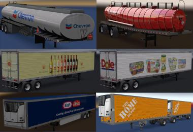 Real Companies & Trailers Pack v1.8