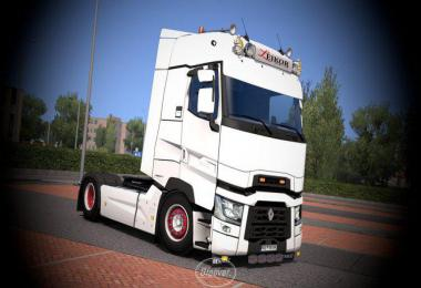 Renault T Light Improvements / Lowered Chassis v1.4