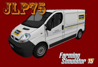 RENAULT TRAFIC BERGER LOCATION v1.0