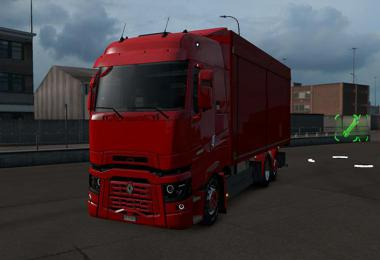 Rigid chassis pack for all SCS trucks v3.0