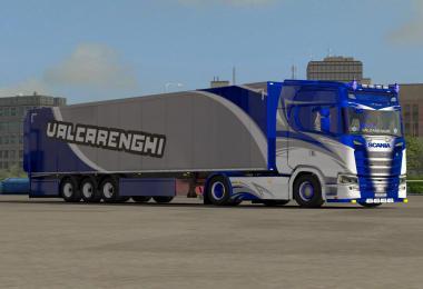 Scania S Valcarenghi Skin v1.0
