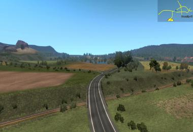 Slovakia map by kapo944 v6.2.7. BETA