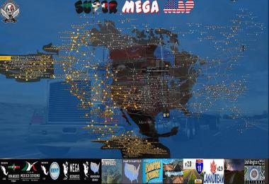 Super Extra Mega Map v1.0
