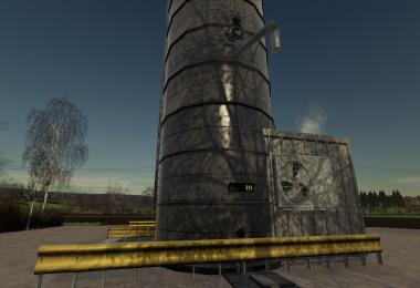 Total Mixed Ration Silo v1.0
