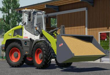 Wheelloader Shovel v1.0.0.0