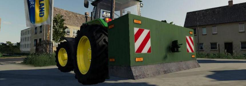 Lizard 3000kg v1.0