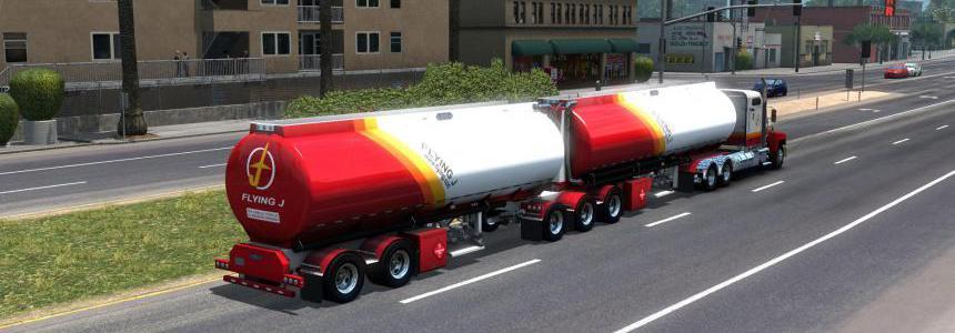 Advanced B-Train Tanker v23.12.19 1.36.x