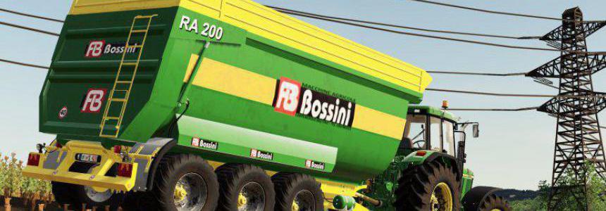 BOSSINI RA200/6 v1.0.0.0