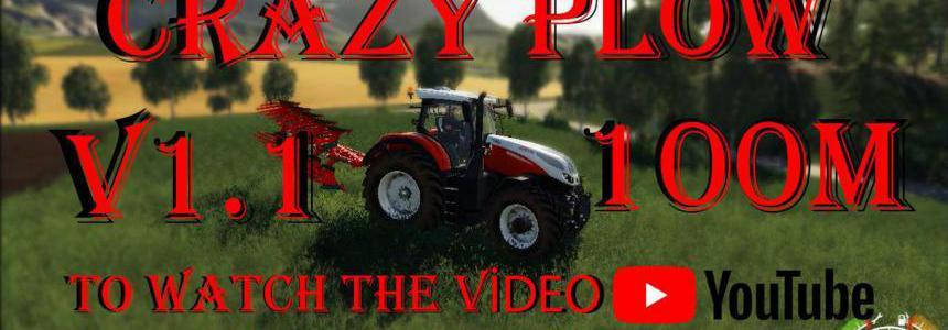 Crazy Plow 100m Agromasz POH5 v1.2.0.0