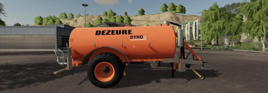 Dezeure Dyno 12 v1.1.0.0
