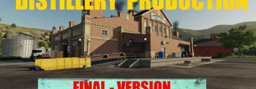 DISTILLERY PRODUCTION FINAL VERSION
