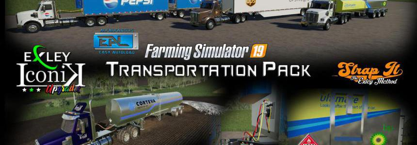 EAL Transportation Pack v1.0