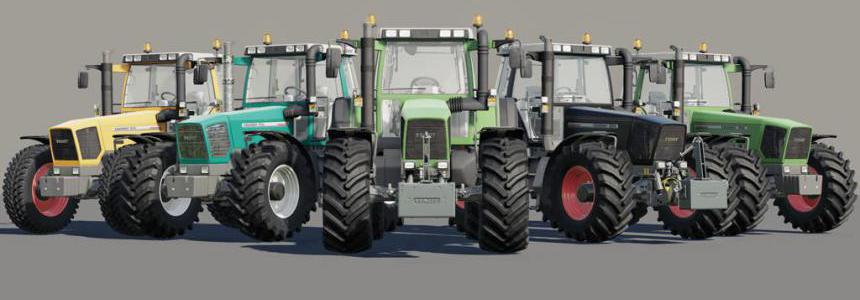 Fendt 800 Favorit v1.1.0.0