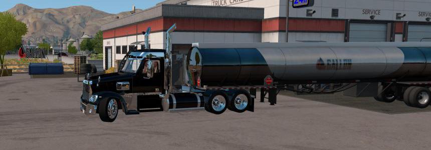 Freightliner coronado daycab 1.36