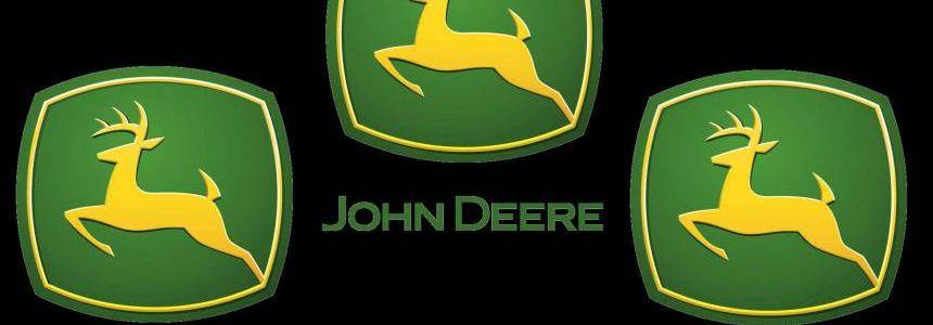 FS19 John Deere Logo Background v1.0