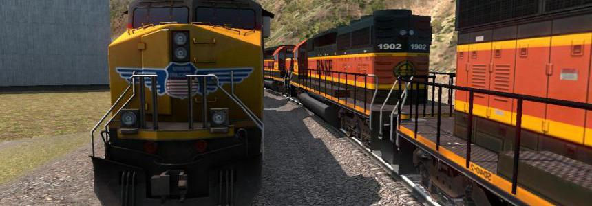 Improved Trains v3.3 beta