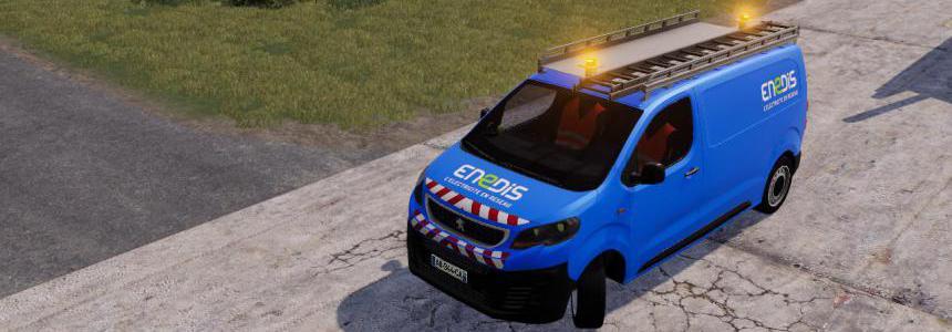 Peugeot Expert ENEDIS v1.0