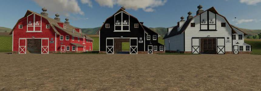 Placeable Straw Barn v2.0.0.0