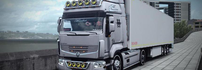 Renault Premium Turksih Style 1.36