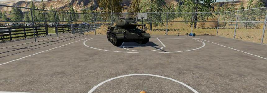 T34-85 VERY BETA