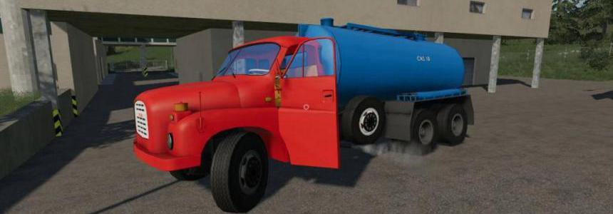Tatra 148 Truck v1.0.0.0