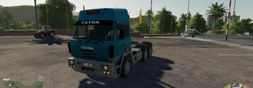 Tatra 815 E2 6x6 NTH v1.0.0.0