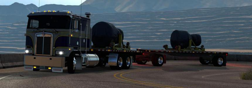 Truck and Trailer Add-on for K100E 1.36
