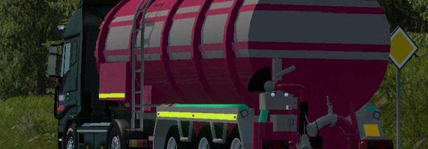 VMA Slurry Tank 1.34 - 1.36