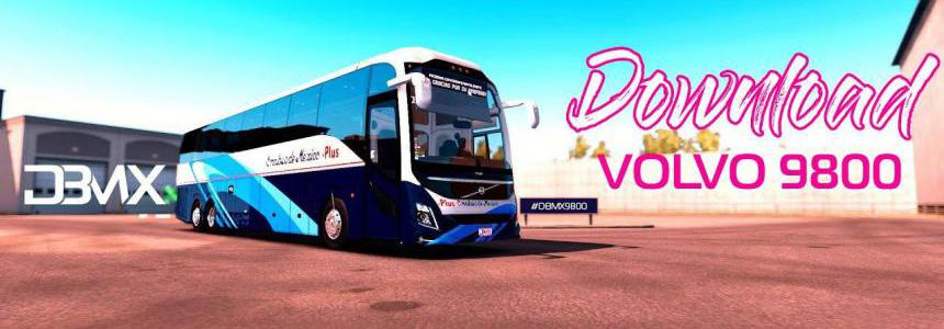 Volvo 9800 ATS 1.35+